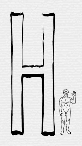 l'Homme avec un grand H